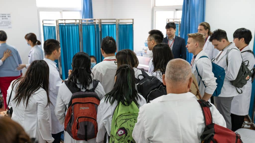 China Annual Students Exchange 2019