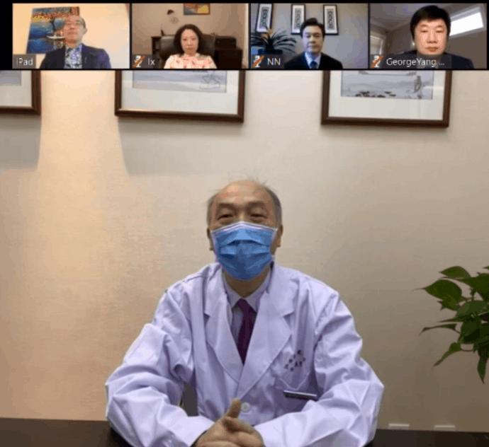 Dr Rixin Chen