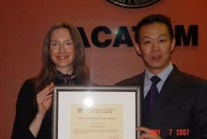 Students of ACATCM Graduate from the Beijing University of Chinese Medicine